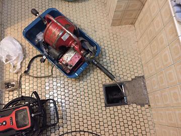 漏水・排水管調査