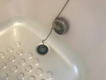 浴槽の水漏れ