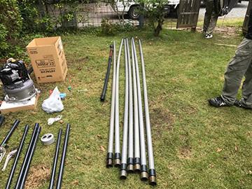 井戸揚水管交換