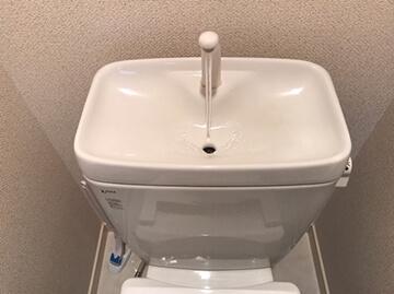 水が止まらない