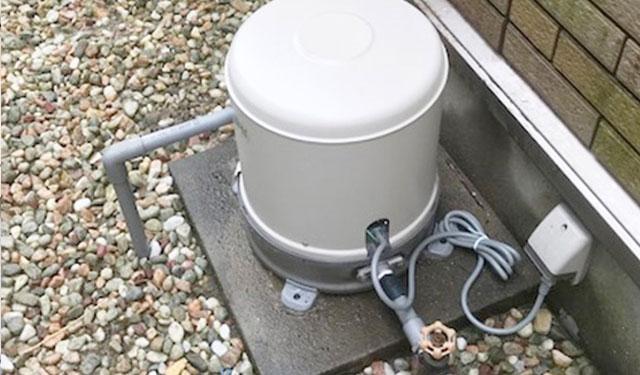 ポンプ・貯水槽